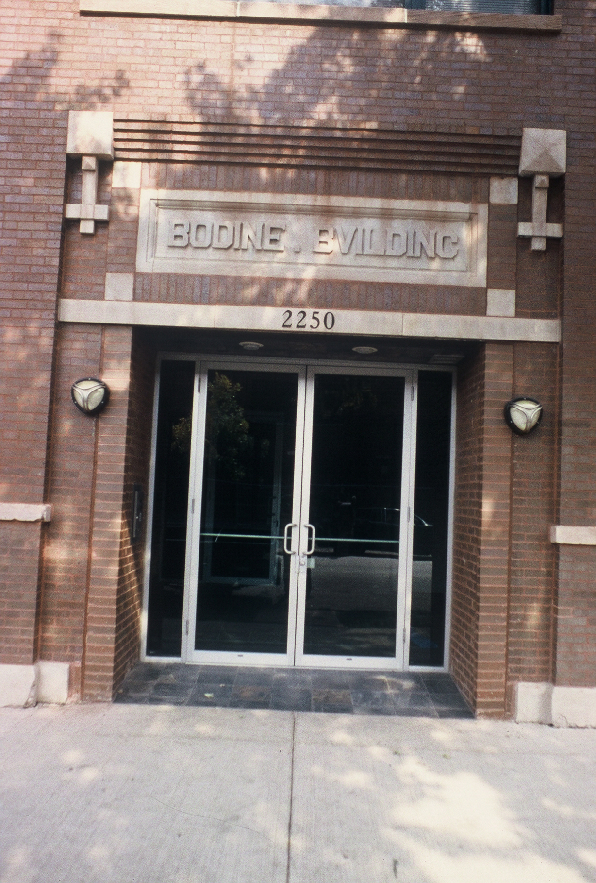 The Bodine Electric Company building at 2250 East Ohio was built in 1943, has been recoinfigured into 20 residential units.