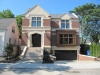 New Single Family House in Lincoln Park, finished view