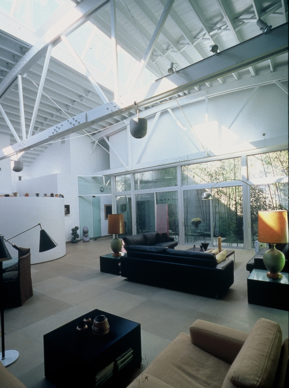 Chicago Loft House, Great Room 1