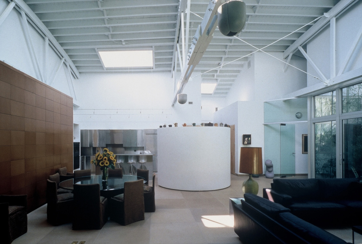 Chicago Loft House, Great Room 2